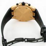 3 Abbildung zum Produkt Audemars Piguet ETA Royal Oak Offshore schwarz/rotgold
