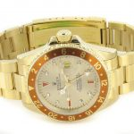 3 Abbildung zum Produkt Rolex GMT Master II 18k gold