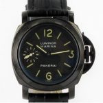 Product:Panerai Luminor Marina 44mm blacksteel schwarzes Ziffernblatt