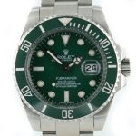 Product:Rolex Submariner 2012 Keramik-Lünette mit grünem Zifferblatt