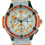 Product:Hublot Big Bang Tutti Frutti Diamonds Damen orange