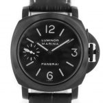 Panerai Luminor Marina 44mm blacksteel ETA Uhrenwerk