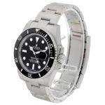 8 Abbildung zum Produkt Rolex Submariner 2012 schwarz mit Keramik-Lünette