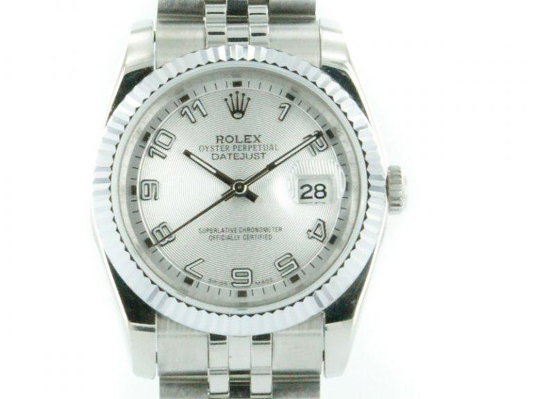 Rolex Datejust Jubilee Unisex