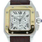 6 Abbildung zum Produkt Cartier Santos 100 Chronograph