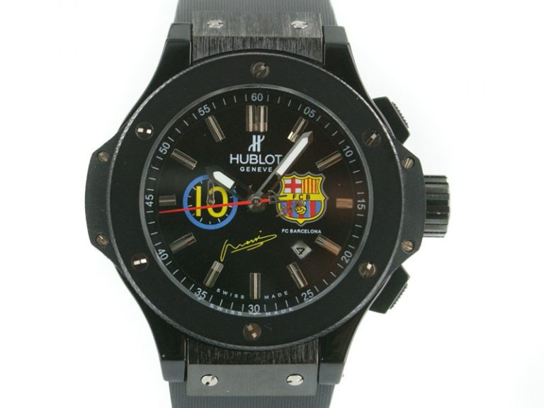 Hublot Big Bang FC Bacrenola Limited Edition
