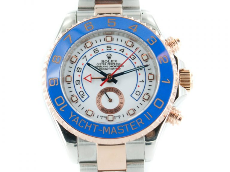 Rolex Yachtmaster 2 Everose Gold