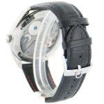 3 Abbildung zum Produkt Omega Seamaster Aqua Terra XXL stahl Leder schwarz