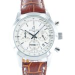 Product:Breitling Transocean Chrono 35mm Damenmodell weiss