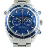 Omega Seamaster 600 M Co-Axial Chrono navy
