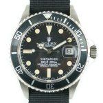 Product:Rolex Submariner Vintage mit Nylon Armband