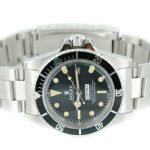 7 Abbildung zum Produkt Rolex Submariner Comex mit schwarzem Ziffernblatt