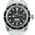 8 Abbildung zum Produkt Rolex Submariner Comex mit schwarzem Ziffernblatt