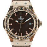 Hublot Big Bang Rotgold Brown Carat