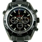 Product:Omega Seamaster Planet Ocean Chrono Black Edition