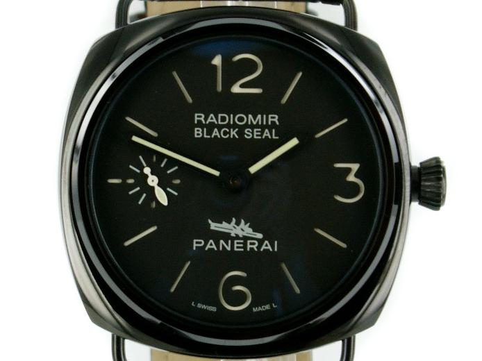 Panerai Radiomir Black Seal Keramik