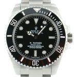 1 Abbildung zum Produkt Rolex Submariner Keramic no Date schwarz