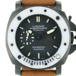 Panerai Luminor Submersible Amagnetic Leder
