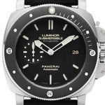 Product:Panerai Luminor Submersible Amagnetic mit Kautschukband