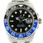 2 Abbildung zum Produkt Rolex New GMT Master 2013 Keramik Blau Schwarz
