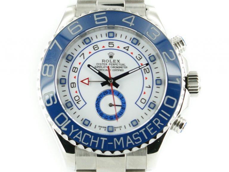 Rolex Yachtmaster2 2013 44mm Keramik