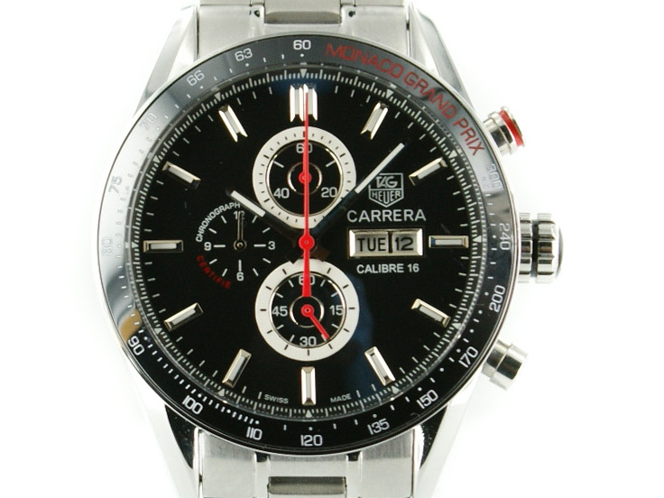Tag Heuer Carrera Monaco Grand Prix Calibre 16