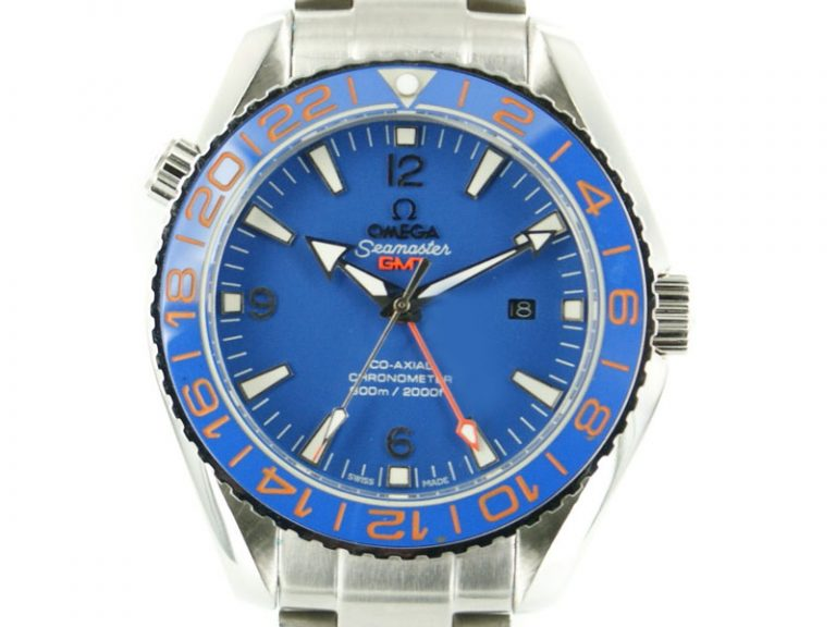 Omega Seamaster Planet Ocean 600 M GMT 43.5mm GoodPlanet