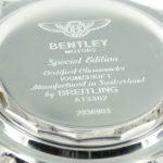 5 Abbildung zum Produkt Breitling Bentley B06 Royal Ebony 2017