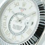 8 Abbildung zum Produkt Rolex Sky-Dweller 42mm 2014 Weissgold Edition