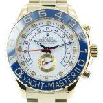 8 Abbildung zum Produkt Rolex Yachtmaster2 18k Gold 44mm Keramik