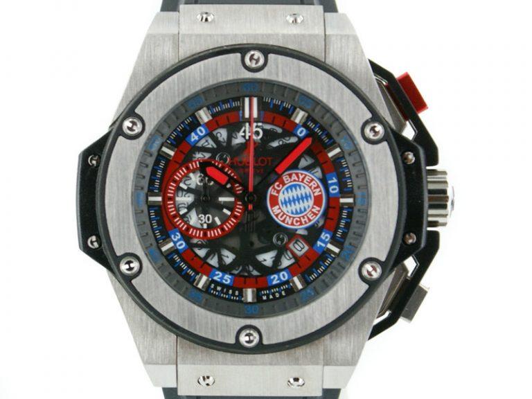 Hublot Big Bang 48mm King Power FC Bayern München