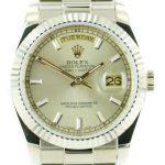 1 Abbildung zum Produkt Rolex DayDate 18k Gold mit President Armband