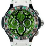 Product:Hublot Big Bang 48mm Boa Bang stahl grün
