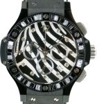 Hublot Big Bang 48mm Zebra Bang black