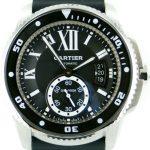 Cartier Calibre de Cartier Diver schwarz