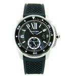 1 Abbildung zum Produkt Cartier Calibre de Cartier Diver schwarz