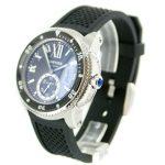 3 Abbildung zum Produkt Cartier Calibre de Cartier Diver schwarz