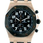 Audemars Piguet Royal Oak Offshore schwarz/gold