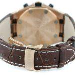 3 Abbildung zum Produkt Audemars Piguet Royal Oak Offshore rosegold Leder braun
