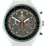 Omega Speedmaster Mark II schwarz / orange