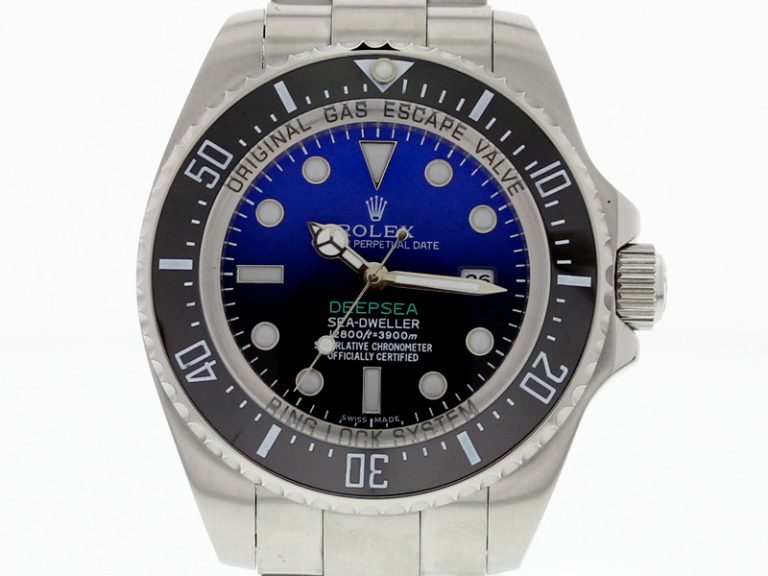 Rolex SeaDweller DeepSea 2015 D-Blue