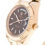 6 Abbildung zum Produkt Rolex DayDate Rosegold mit President Armband