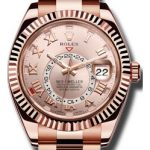 Product:Rolex Sky-Dweller Rosegold Edition