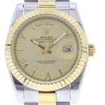 Product:Rolex DayDate II stahl/gold mit President Armband