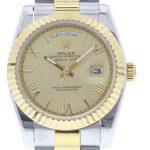8 Abbildung zum Produkt Rolex DayDate II stahl/gold mit President Armband