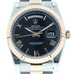 Product:Rolex DayDate II stahl/rosegold mit President Armband