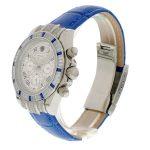 3 Abbildung zum Produkt Rolex Daytona Diamons & Saphir blau