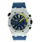 1 Abbildung zum Produkt Audemars Piguet Royal Oak Offshore Diver Chrono blau