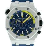 2 Abbildung zum Produkt Audemars Piguet Royal Oak Offshore Diver Chrono blau