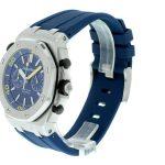 4 Abbildung zum Produkt Audemars Piguet Royal Oak Offshore Diver Chrono blau